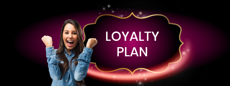 Monthly loyalty plan